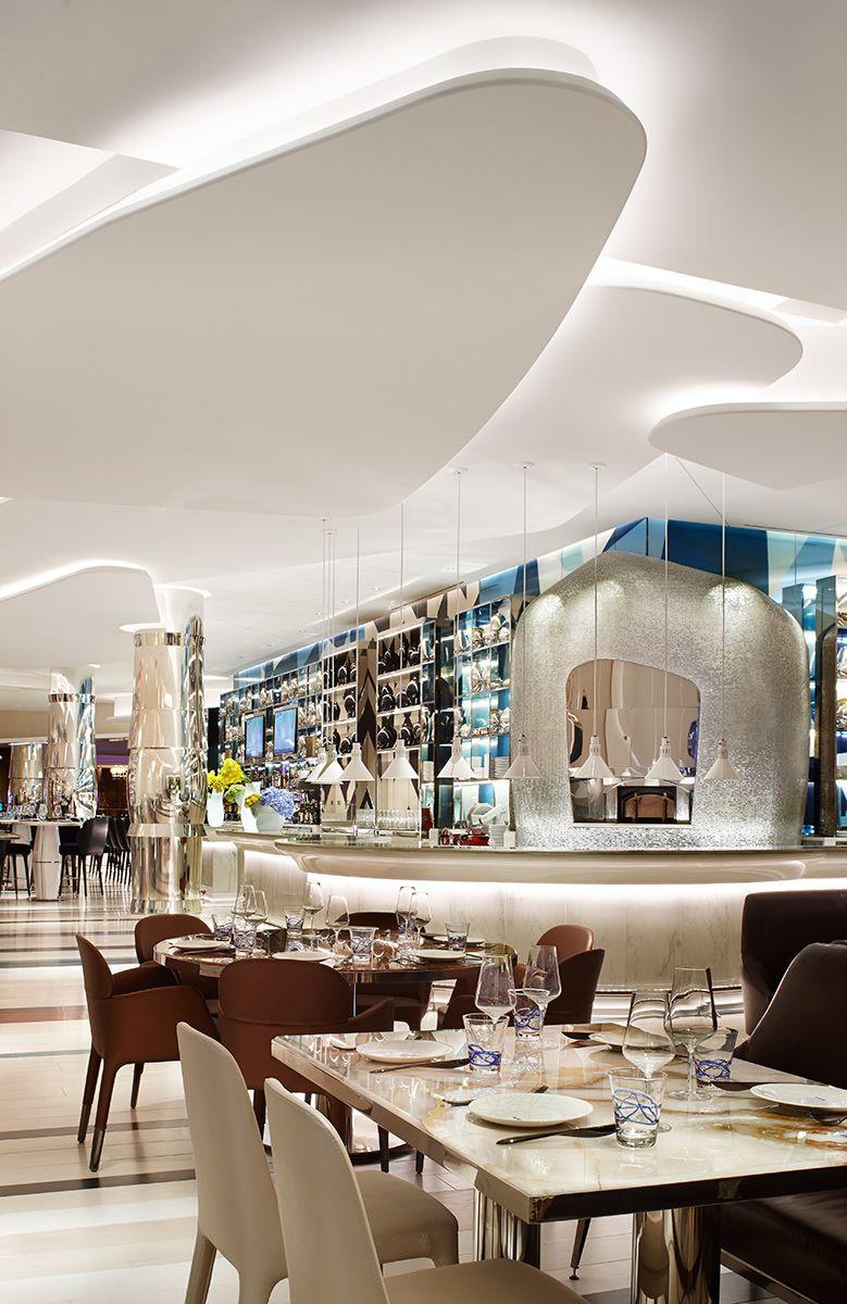 lago by julian serrano at the bellagio resort casino in las vegas interior design - Interior Designer Las Vegas Nv