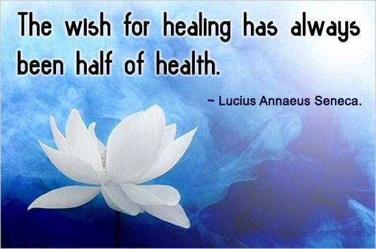 Wishing health quotes