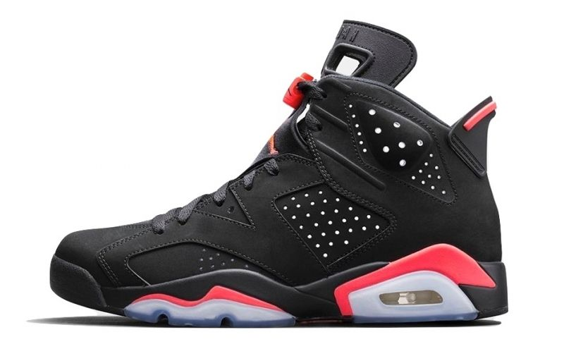 Black Infrared 6s 2014 On Feet