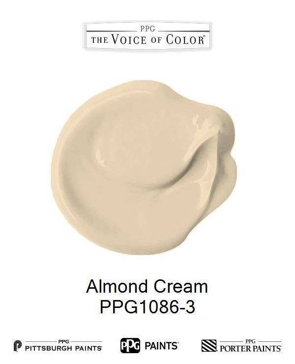 Almond Cream Is A Part Of The Yellows Collection By Ppg Voice Color Browse This Paint And More Collections For Inspiration