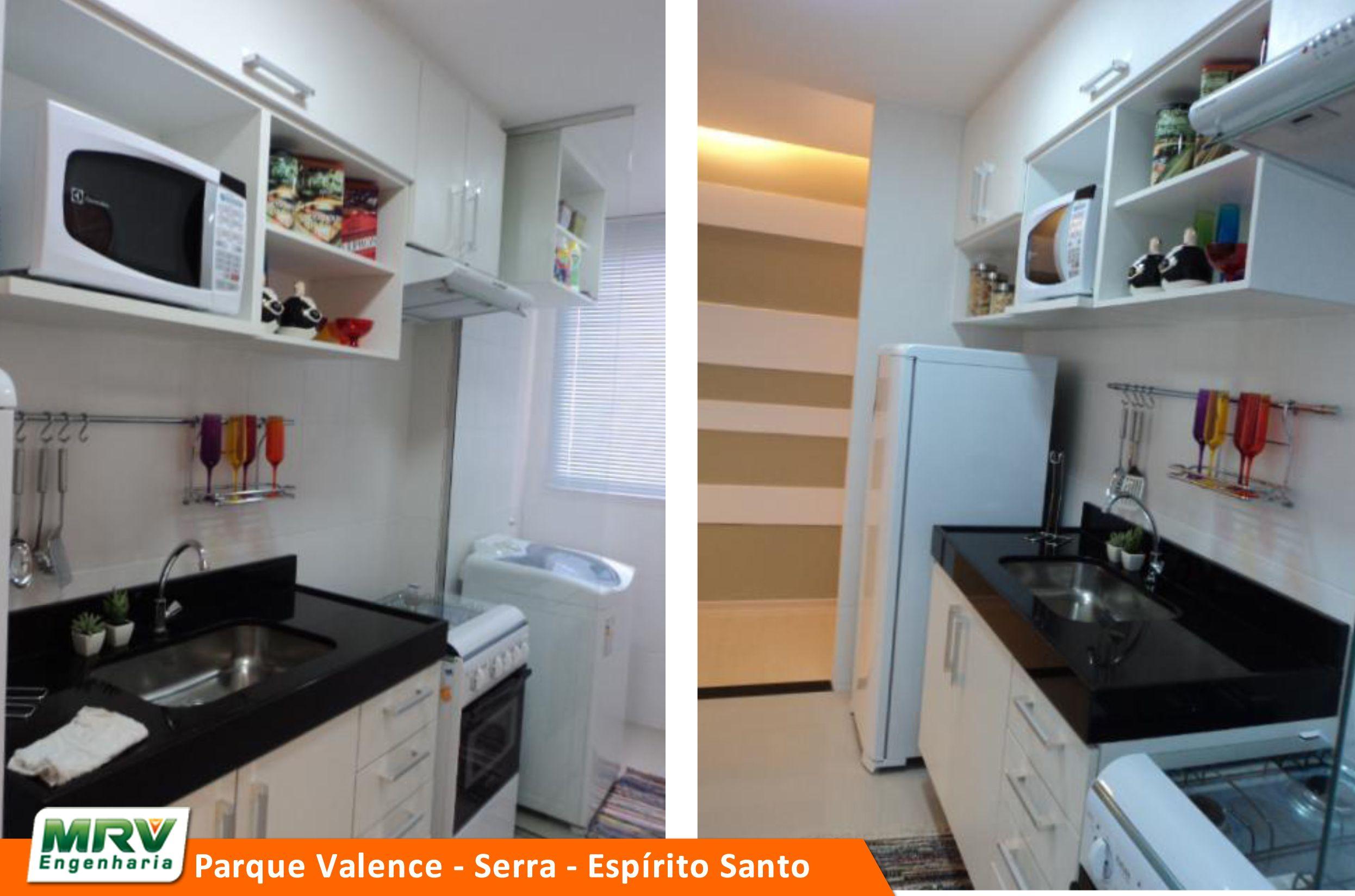 Apartamento Decorado 2 Quartos Do Parque Valence No Bairro Carapebus
