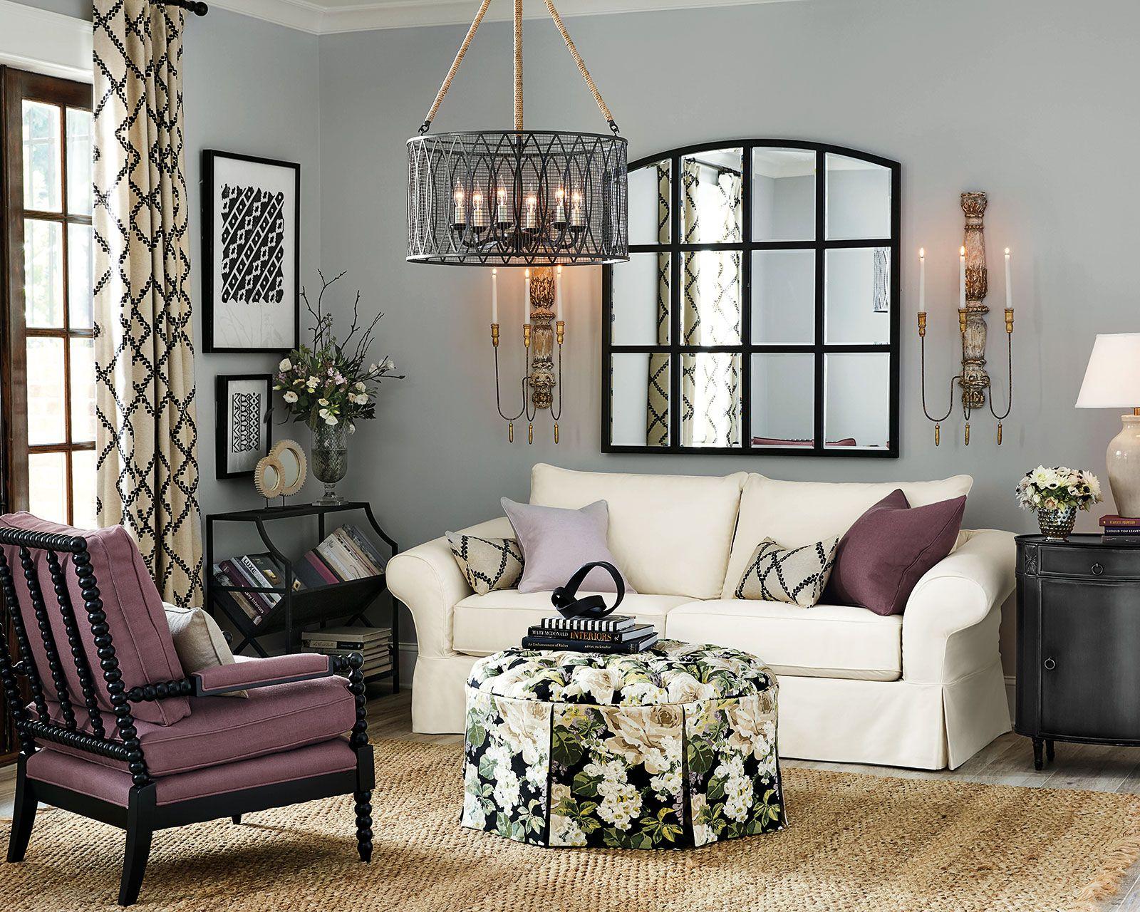 Ballard Designs Winter 2017 Collection | Living room plan ...