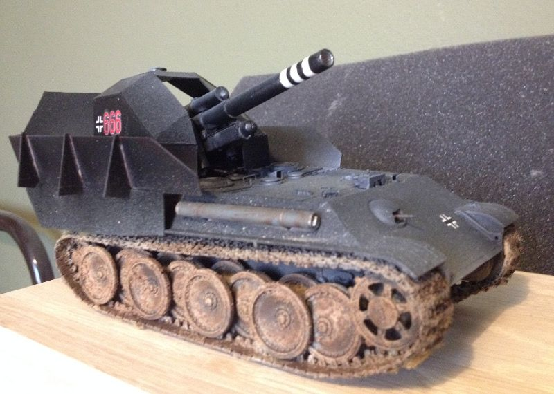 Arty builds models - Other - World of Tanks official forum