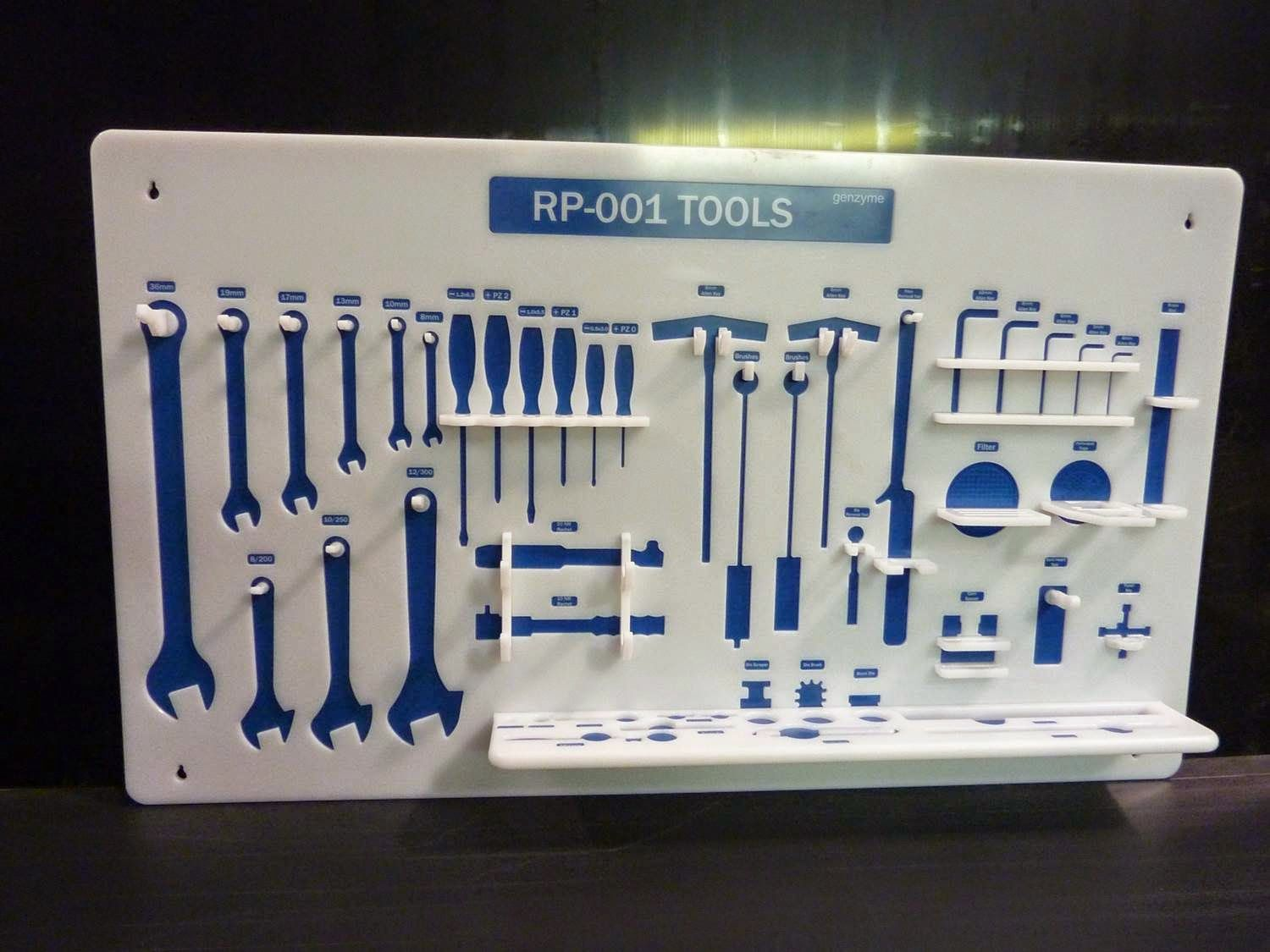AccuDrawer Tool Control Solution
