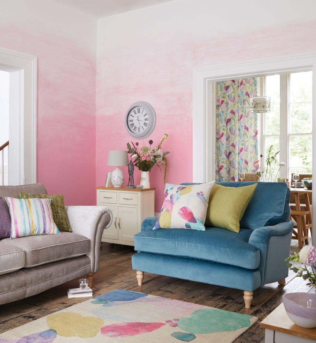 Dunelm Ss18 Trends Impressionist Living Room Remodel Modern Rustic Living Room Living Room Modern Living room ideas dunelm