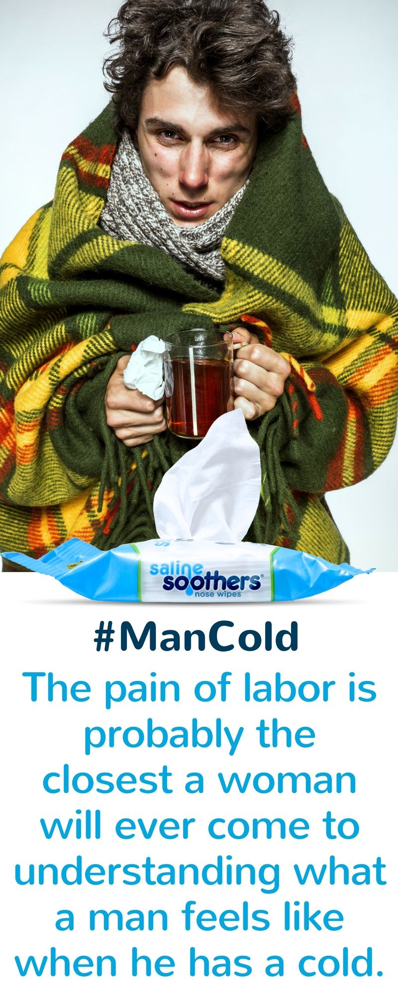 Why is man cold 22
