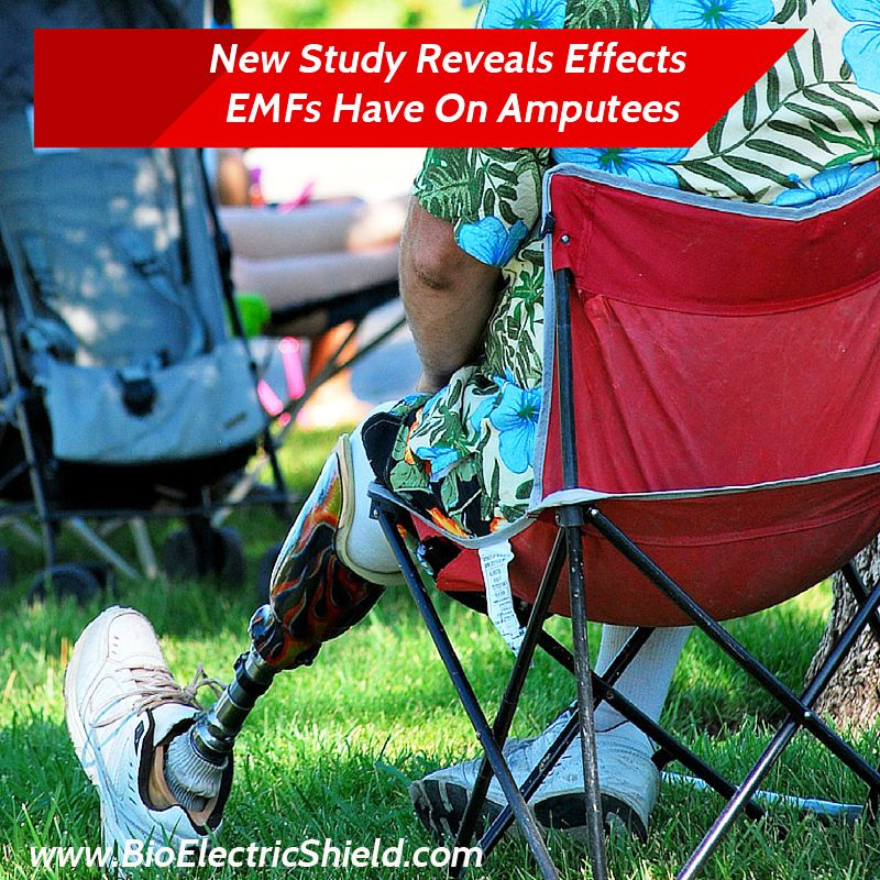 Study Reveals EMF causes pain in amputees - what can it be doing to ...