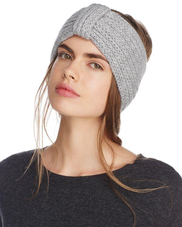 62469422964 Rosie Sugden Knit Cashmere Headband