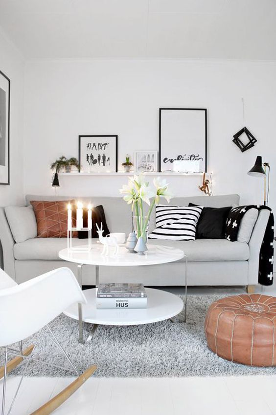 60 Highly Creative Amazing Living Room Decorating Ideas  Living Enchanting Centre Table Designs For Living Room 2018