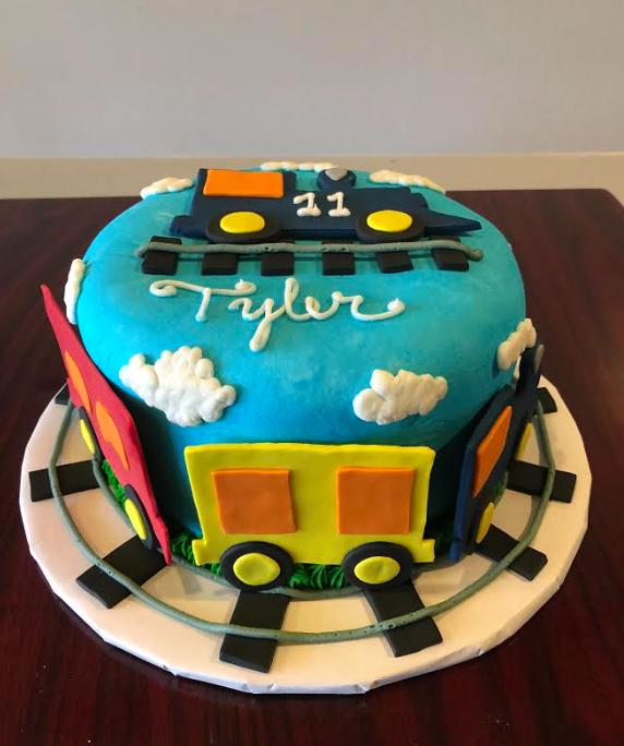 Bakery Boy Birthday Cakes Little