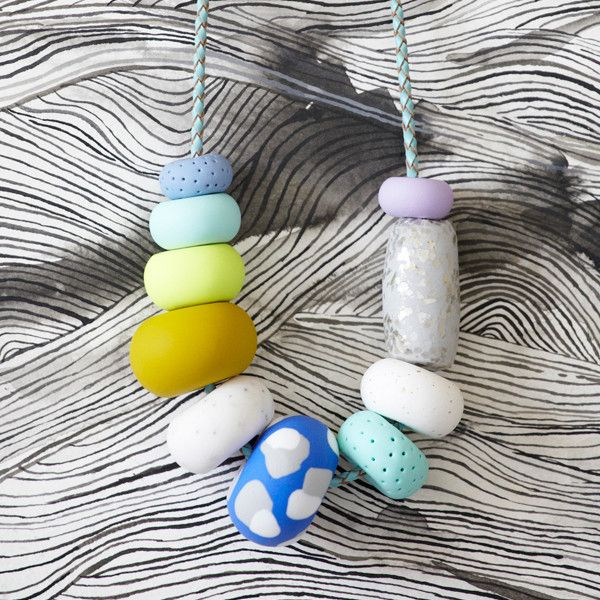 Peri Necklace by Emily Green