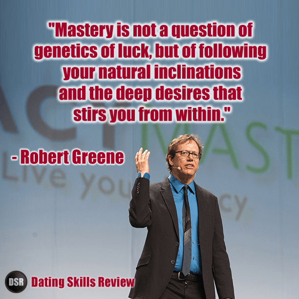Mastery Robert Greene Daily Inspiration Quotes