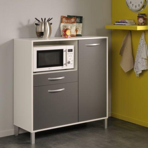 details zu mehrzweckschrank k chenschrank. Black Bedroom Furniture Sets. Home Design Ideas