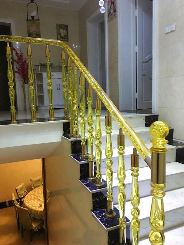 Best Acrylic Stair Railing 640 x 480