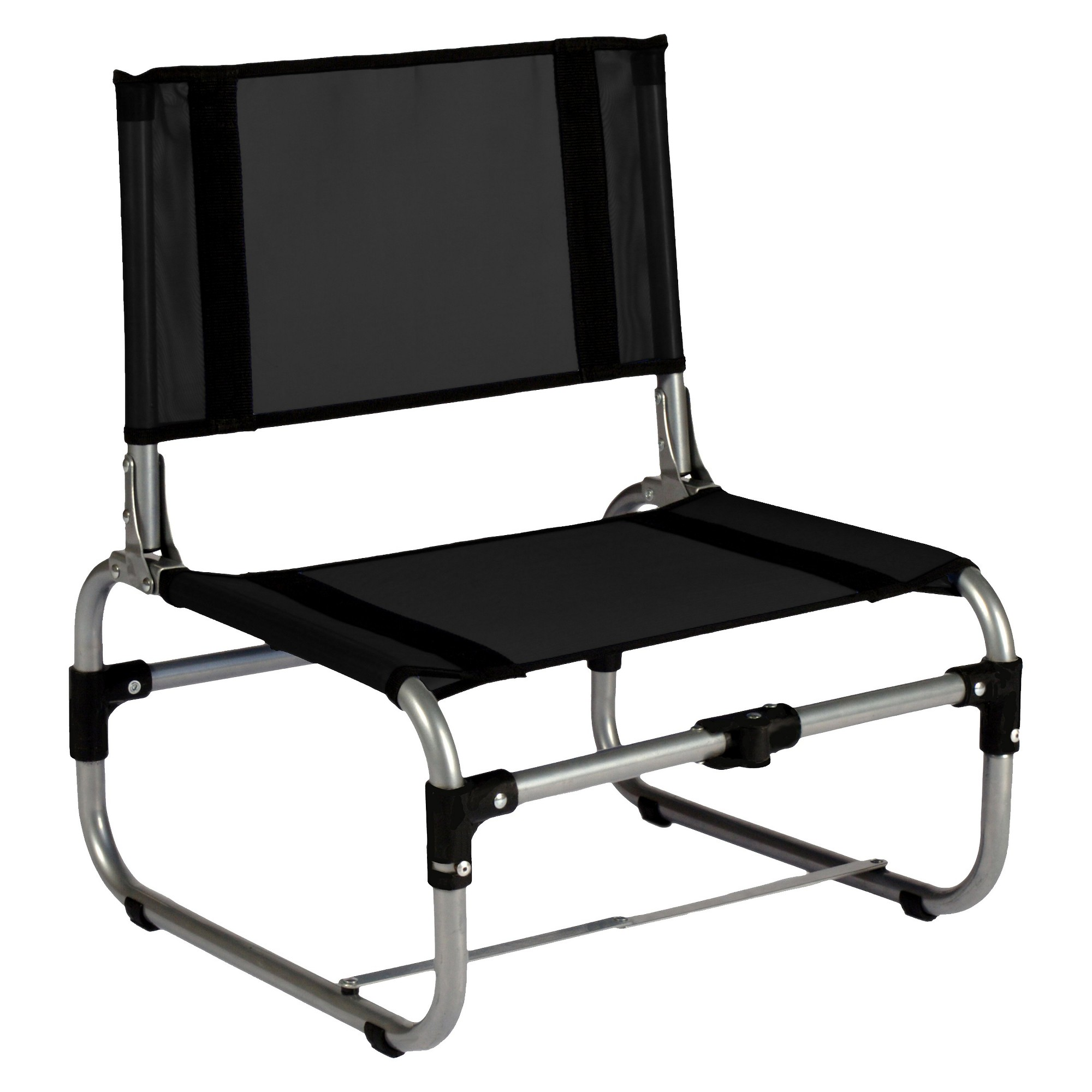 Larry Portable Chair Black Kayak Seats Portable Chair Folding Beach Chair