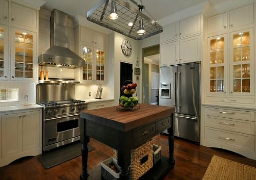 Are Closed Kitchens Making A Comeback Hooked On Houses