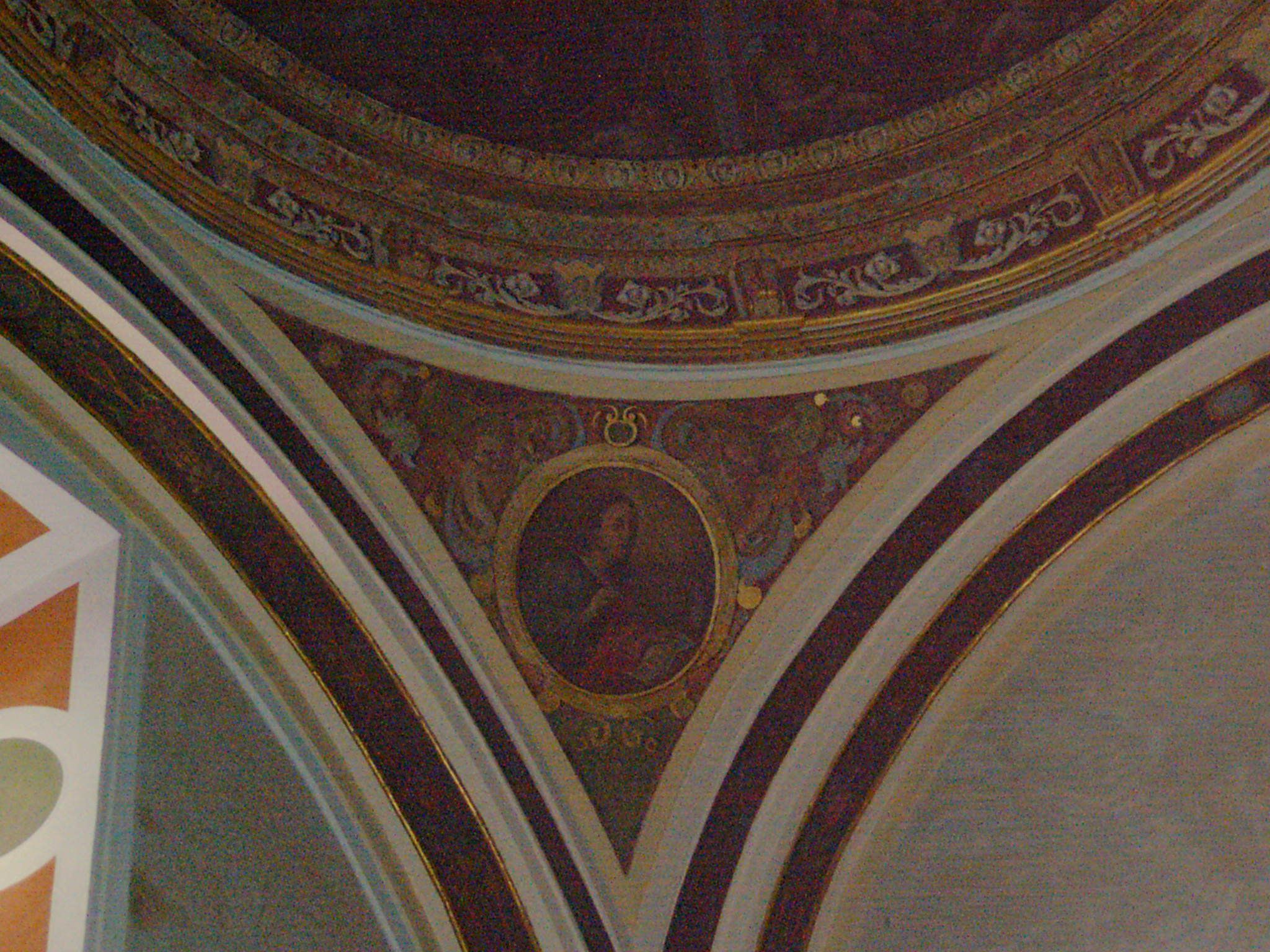 pinturas de la Capilla de Jesús de Martos