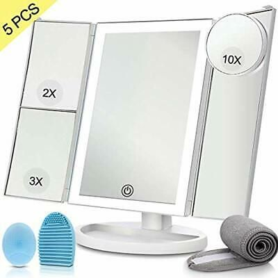 (Advertisement) Makeup Mirror With Vanity Mirror, TriFold