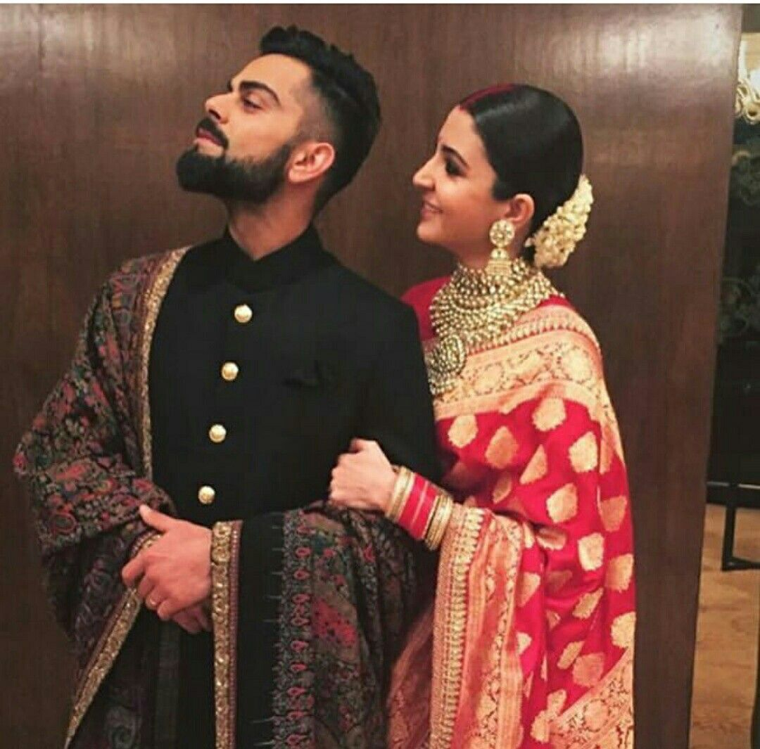 Anushka And Virat Makes A Great Couple And Looks Adorable