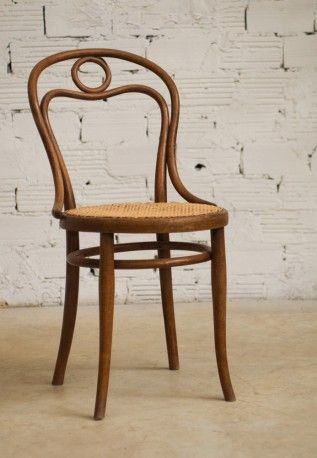 Chaise Bistrot Thonet Ancienne Vintage Retro 1920 Annees 20 30 Chaise Art Deco Chaises Thonet Chaise Vintage