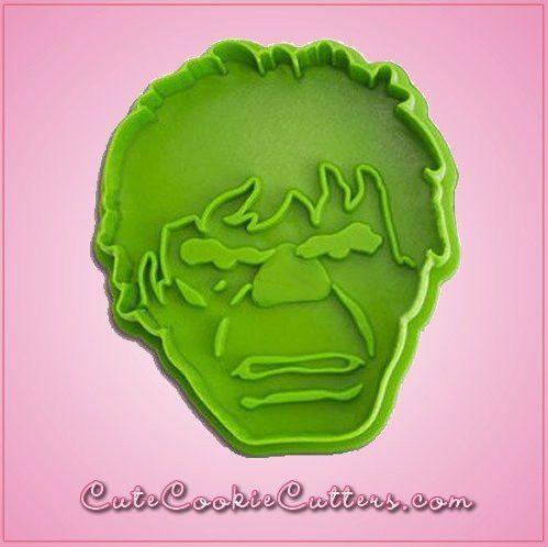 Incredible Hulk Cookie Cutter