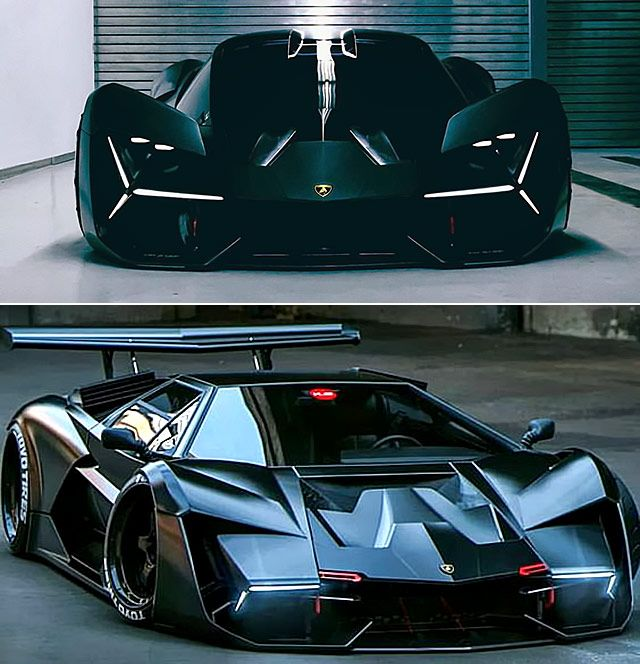 Dream Car , Lamborghini Terzo Millennio