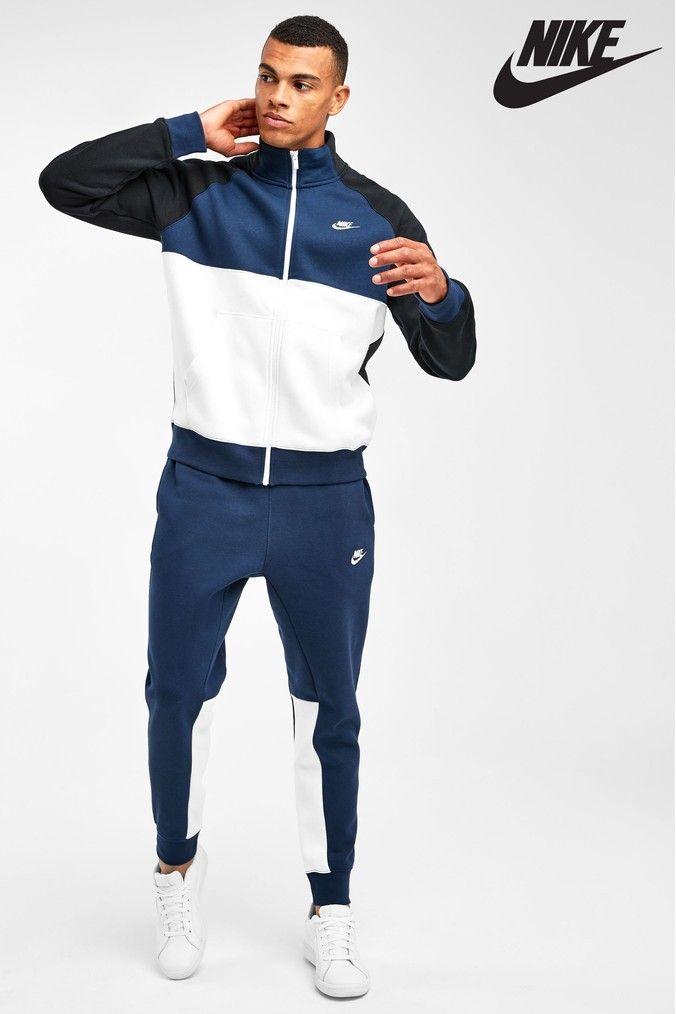 en pies tiros de entrega rápida diseño profesional Buy Nike NSW Fleece Tracksuit from the Next UK online shop | Track suit  men, Nike clothes mens, Sports fashion men