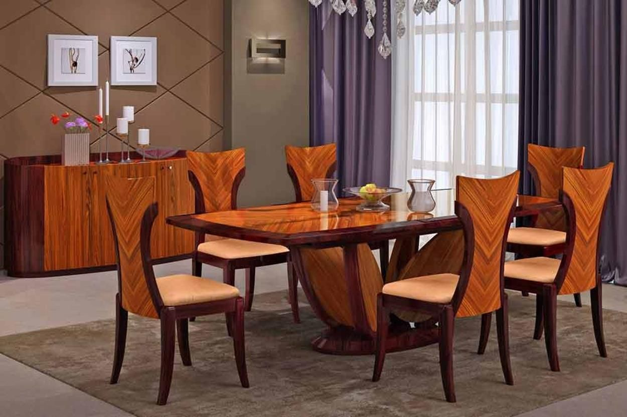 43 Luxury Modern Italian Dining Room Sets Ideas