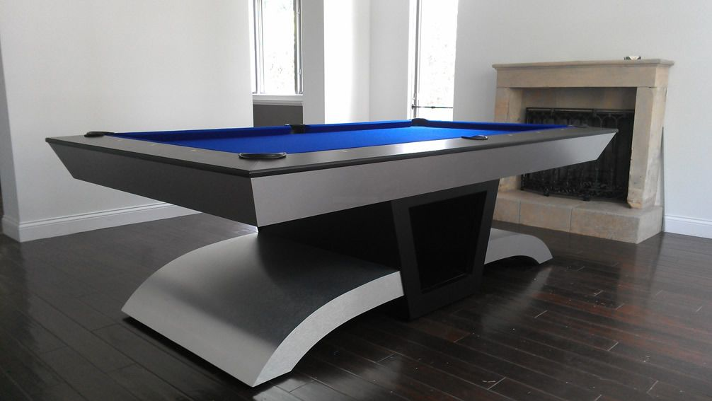 42e0b8f7a Mesa de Billar de Diseño. Opciones  Adaptación para mesa de comedor o tapas  de