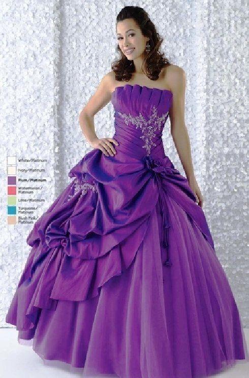 6c9012a5498 Compartiendo Fondos   Fotos de vestidos para 15 años estilo princesa ...