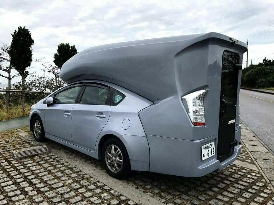 Once Again You Will Find A Toyota Prius With Multiple Use Like