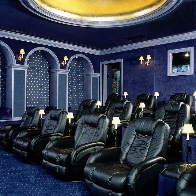 Cozy Home Theater: Home Theater Design, Home Theater