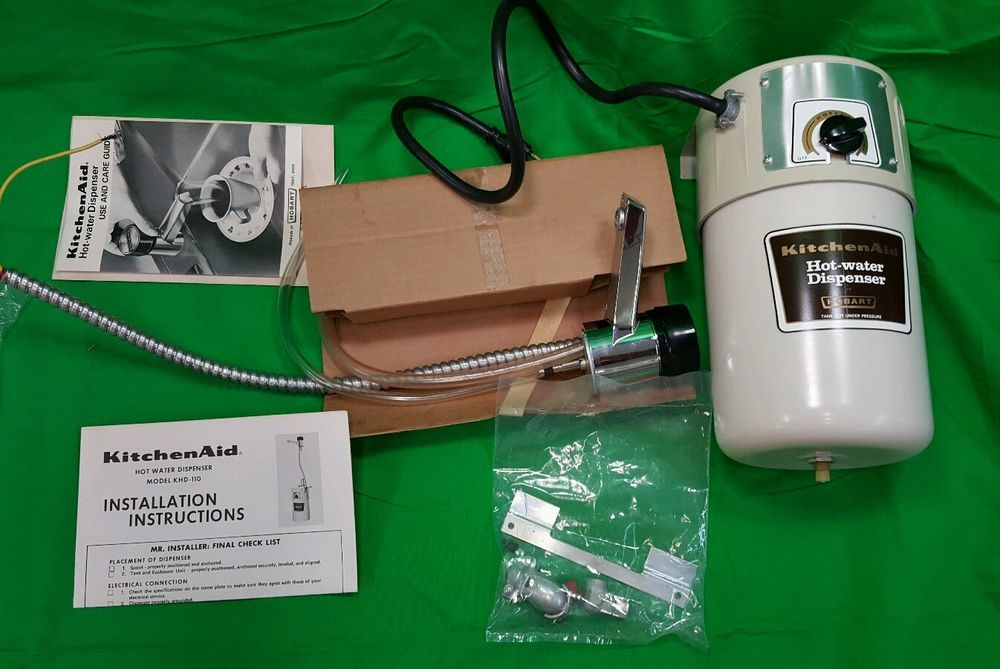 Kitchen Aid Instant Hot Water Dispenser Khd 110 Stainless