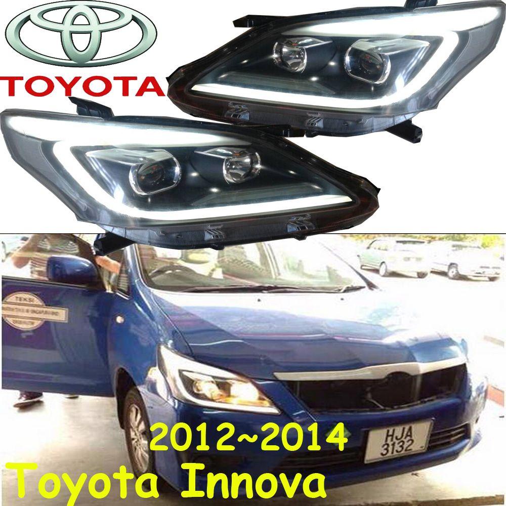 Innova Headlight 2004 2007 2012 2014 Free Ship Innova Fog Light 2ps Set 2pcs Ballast Innova Driver Light Innova Toyota Innova Car Lights Sports Car