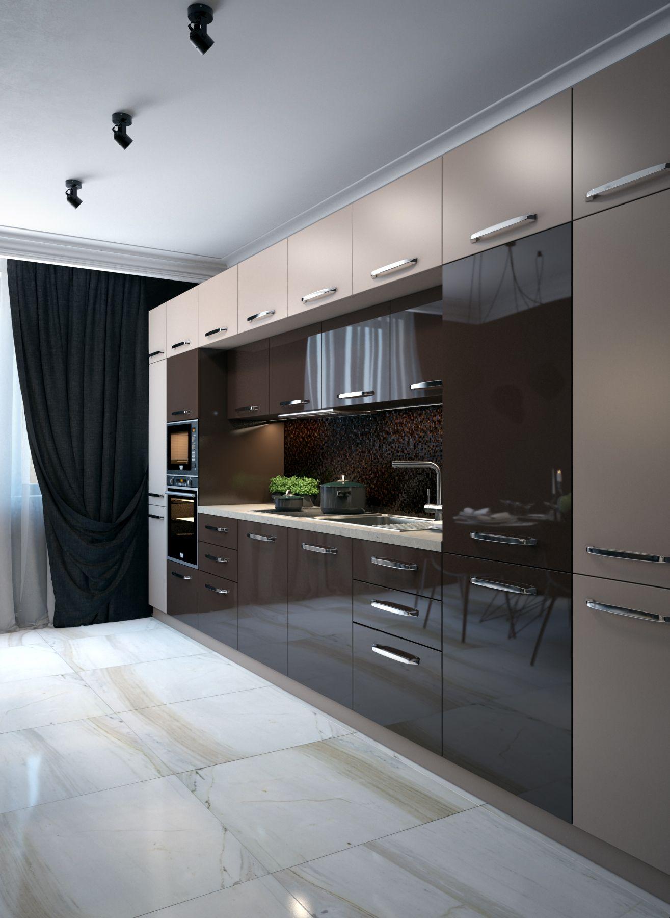 Design And Visualisation By Vitalii Sauko Phone 375 44 5796256 Skype Daba Dy1 Email Save O Cozinhas Modernas Cozinhas Domesticas Decoracao Cozinha Preta