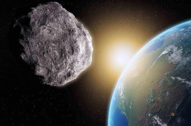 NASA just discovered a massive asteroid that will zoom past Earth on Halloween night