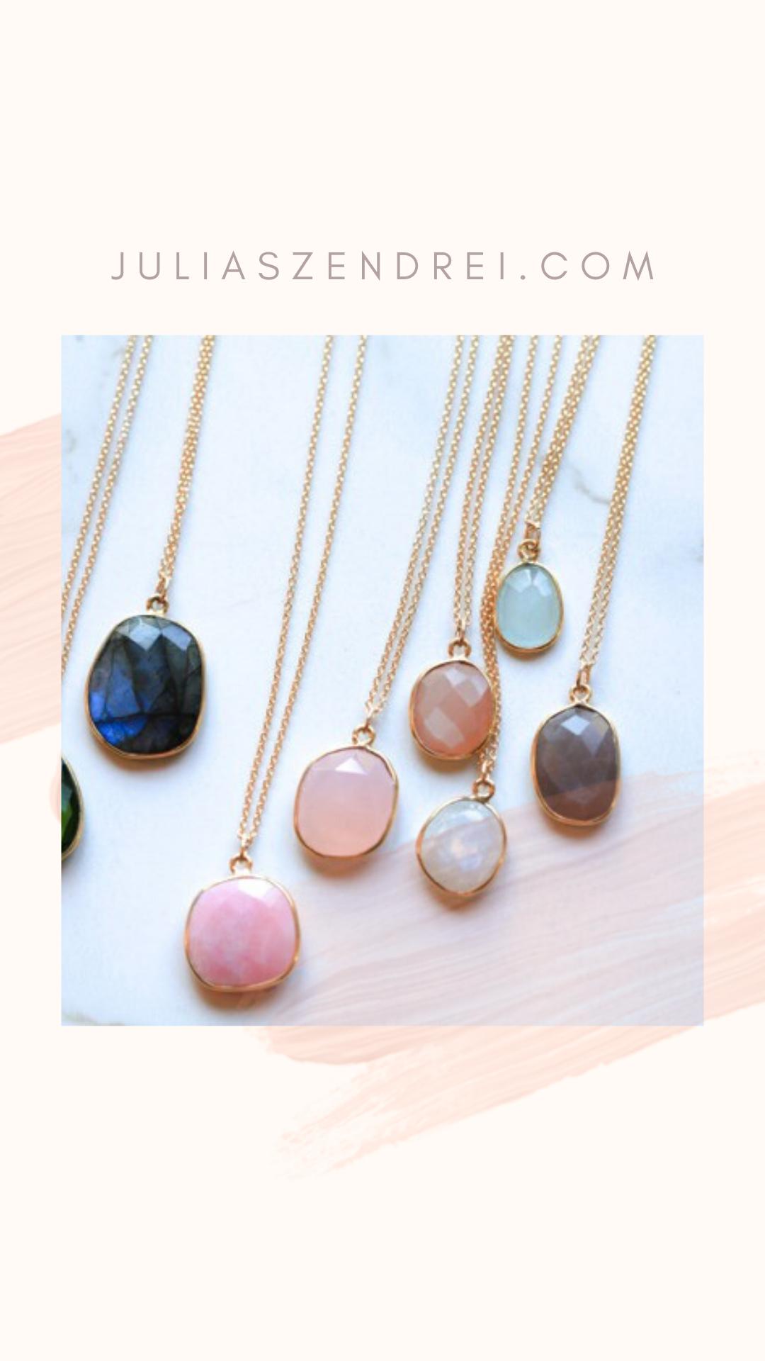 #gemstonejewelry #bohojewelry #HANDMADEJEWELRY