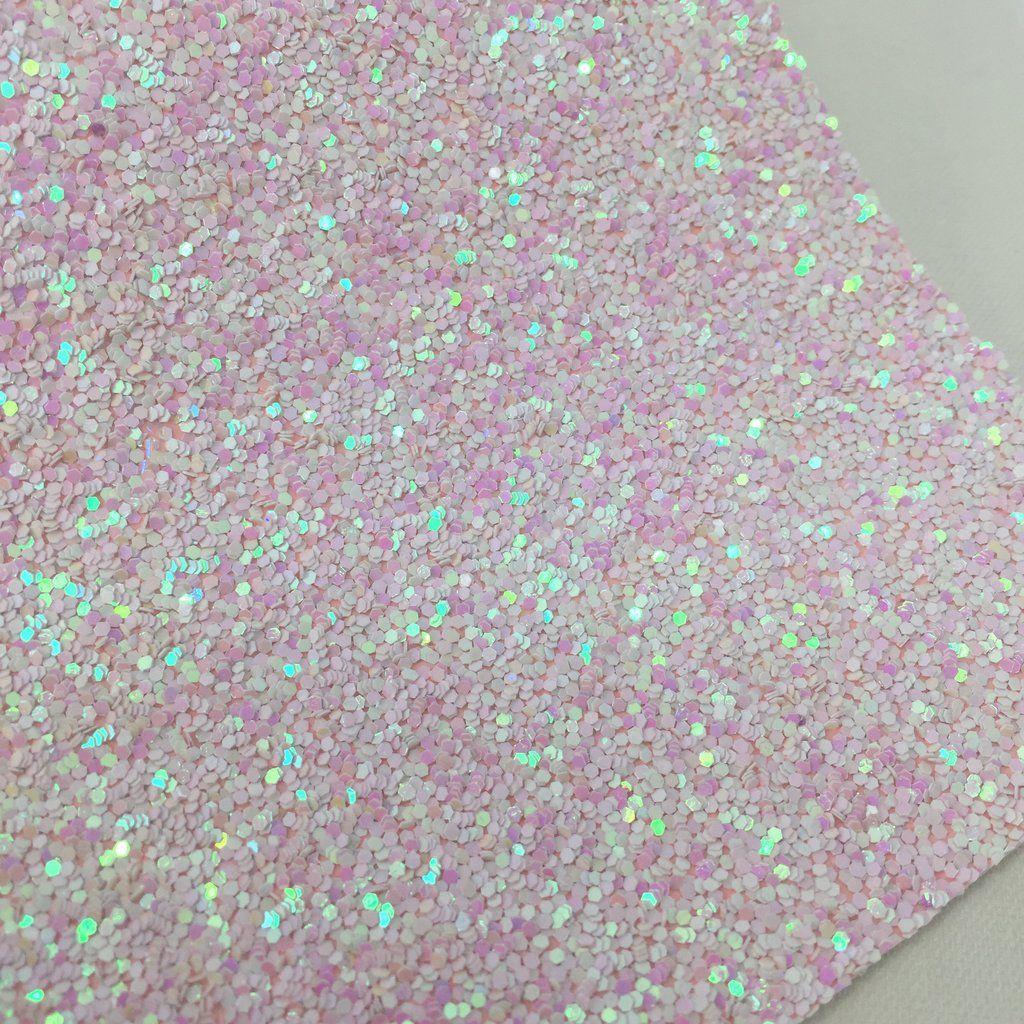 Pretty Baby Chunky Glitter Sheet Glitter Canvas Glitter Fabric Pretty Baby