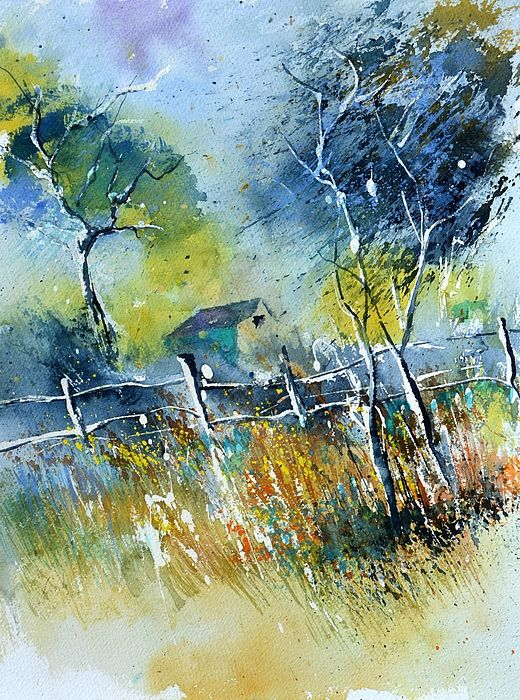Watercolor 716062 Watercolor Landscape Watercolor Art Art