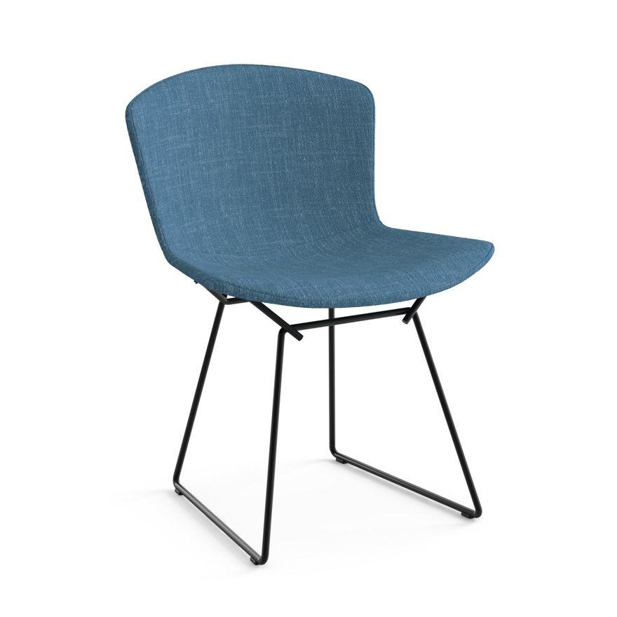 Bertoia Side Chair with Full Cover | Kohn | Pinterest | Side chair ...