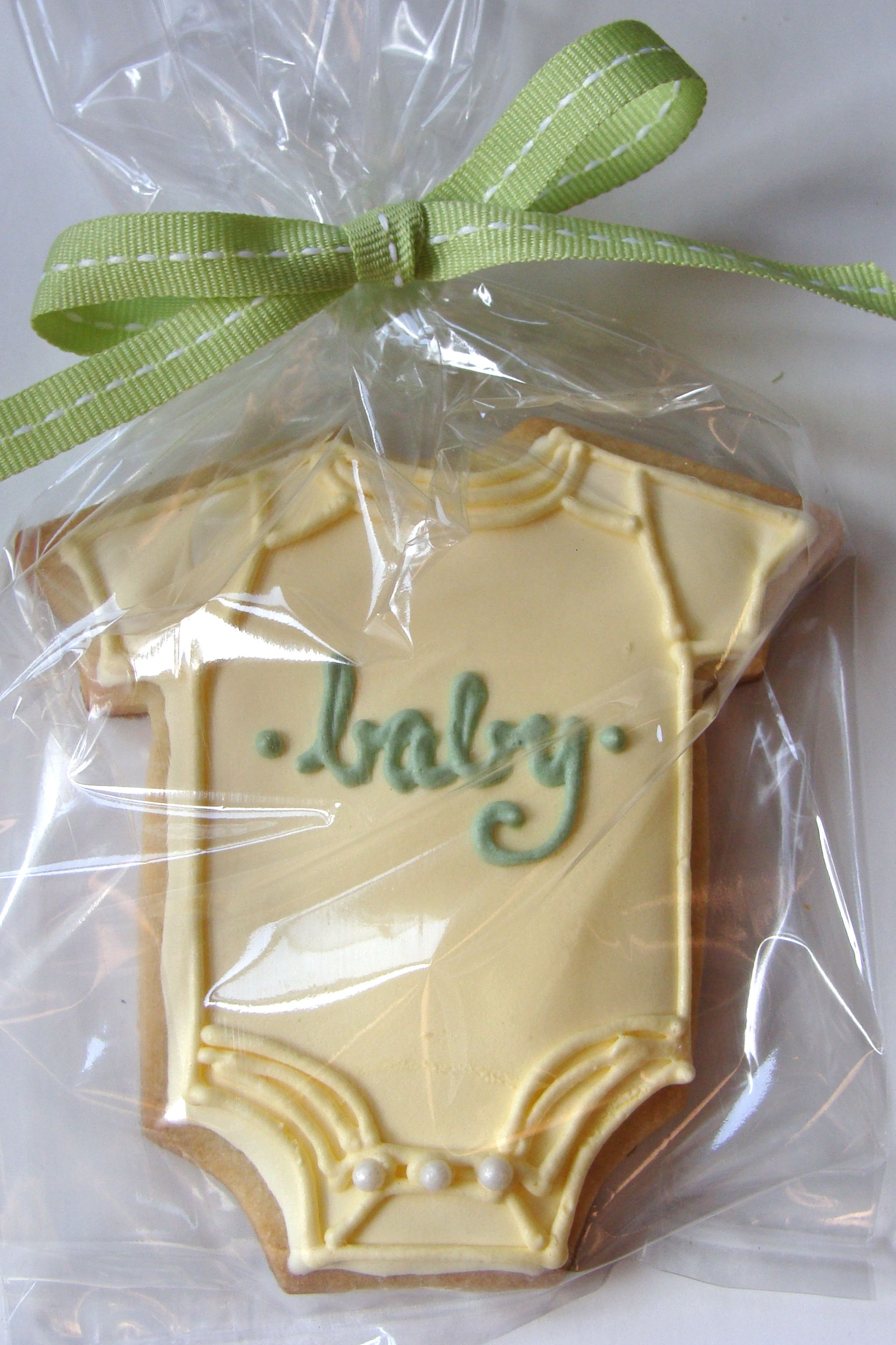 Baby Shower favor Bella Cakes by Andrea Pinterest