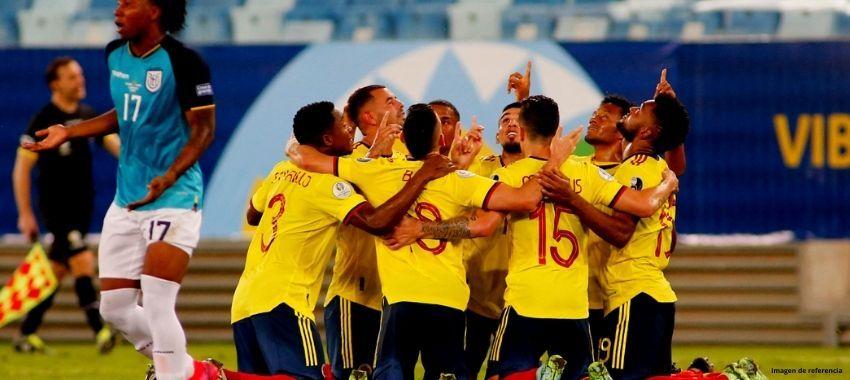 Se reportan contagios de covid-19 en la Copa América