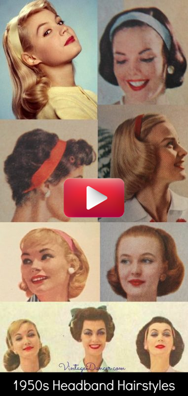 1950s Hairstyles 50s Hairstyles From Short To Long In 2020 1950s Hairstyles 50s Hairstyles 1950s Fashion Hair