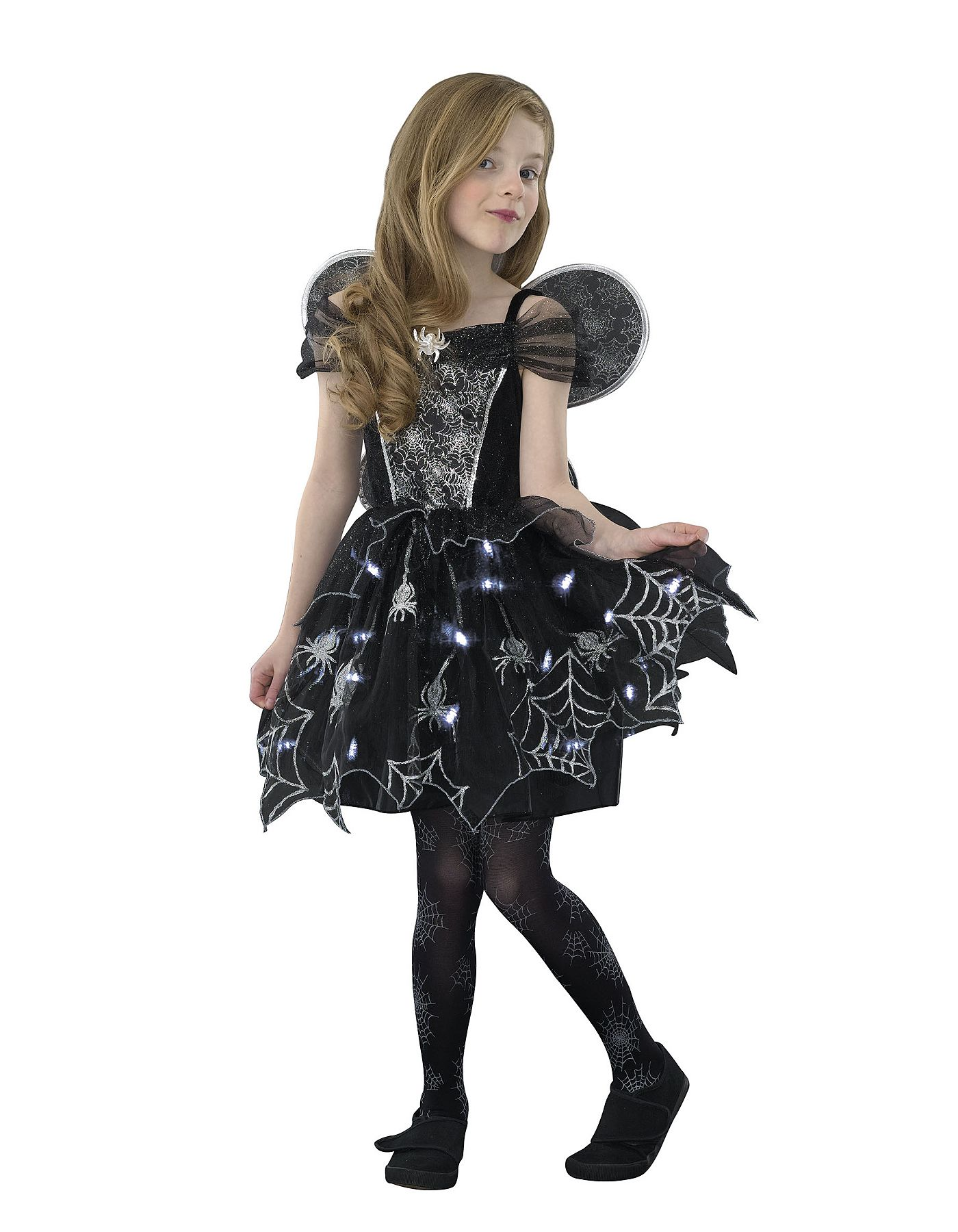 Light Up Witch Fancy Dress Costume | Girls | George at ASDA £10 ...