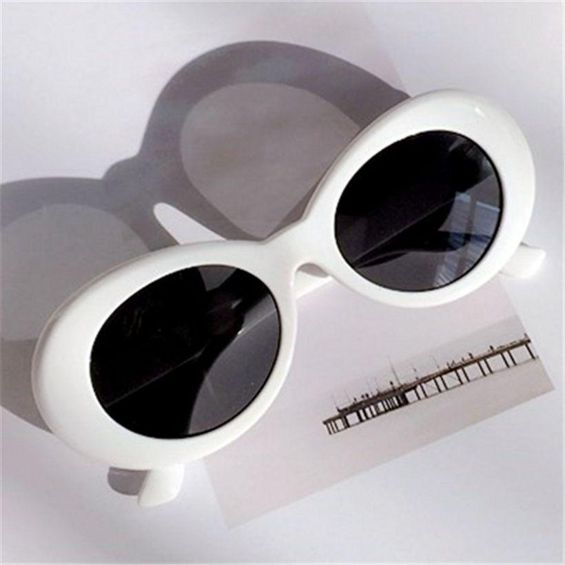 f7923ab6f2 Vintage NIRVANA Kurt Cobain Round Sunglasses For Women Men Mirrored Glasses  Retro Female Male Sun Glasses UV400 Goggles