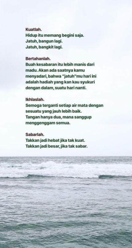 Quotes Indonesia Sedih 57+ Ideas For 2019