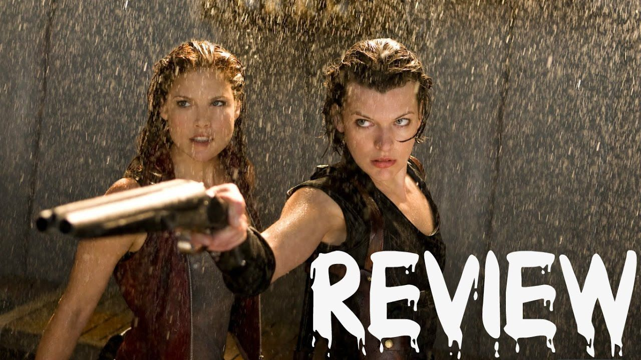 THE MOVIE ADDICT REVIEWS Resident Evil Afterlife (2010