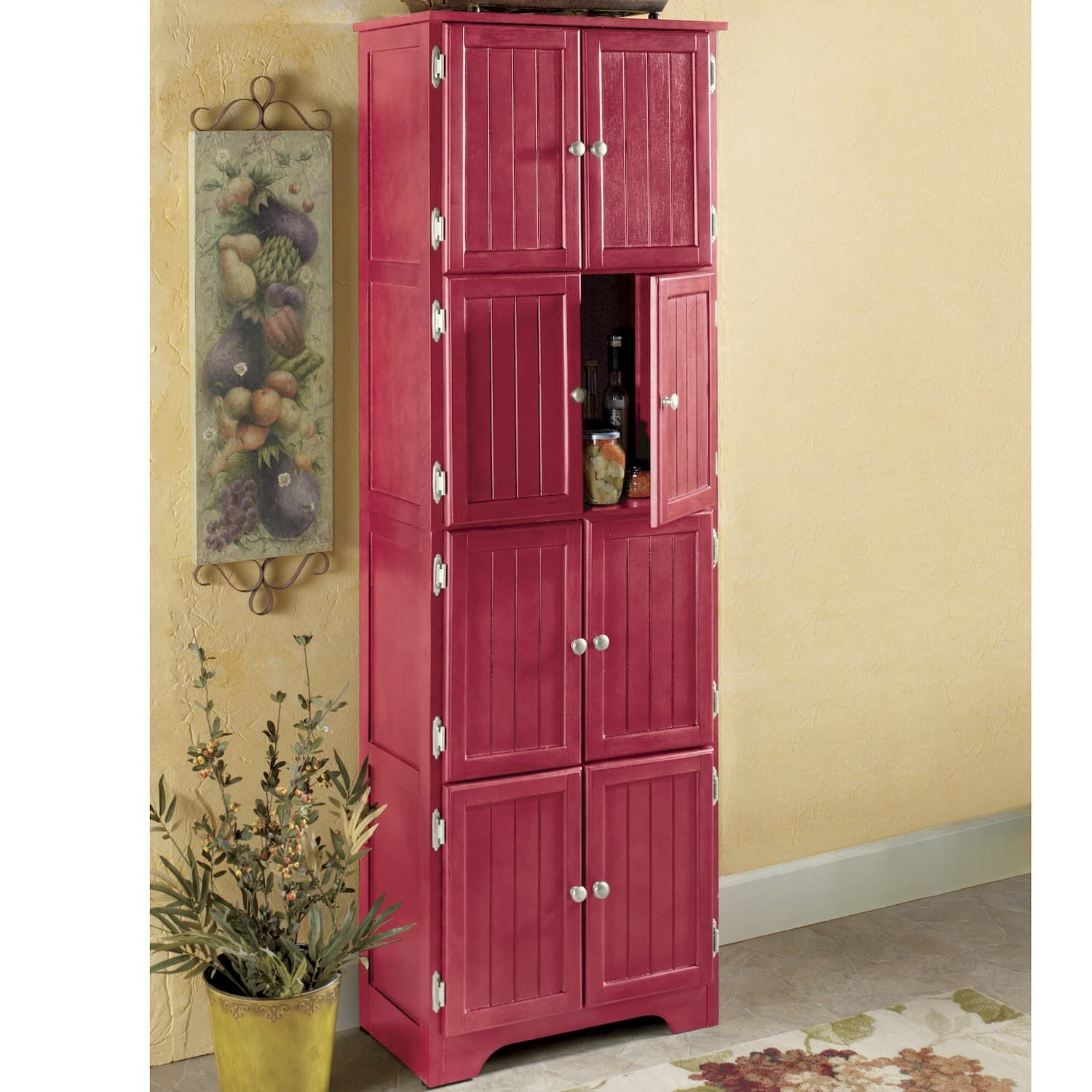 8 door wall cabinet door wall cabinet red cabinets on wall cabinets id=77406