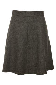 Ben Sherman Tweed Full Skirt