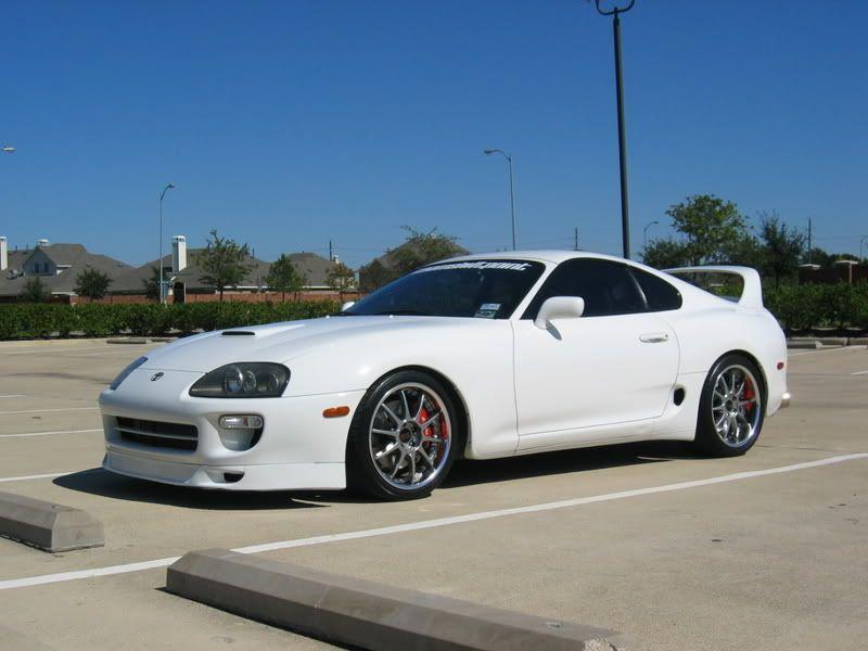 White Toyota Supra Mark IV | Toyota Classic Cars | Pinterest ...